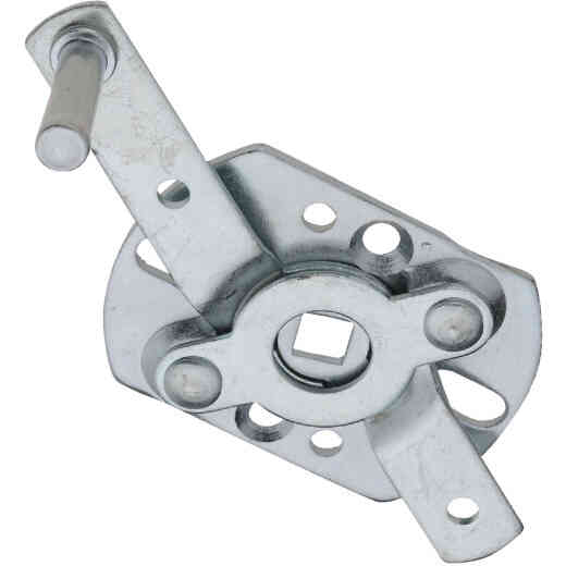 Prime-Line 5/16 In. Sq. Shaft Galvanized Steel Swivel Latch
