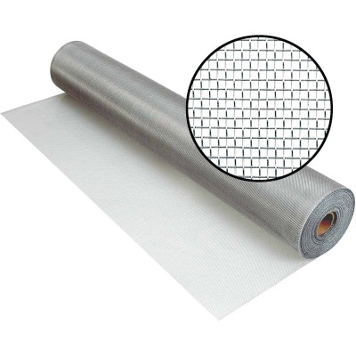 Phifer 36 In. x 100 Ft. Brite Aluminum Screen