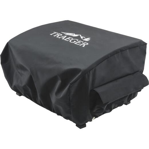 Traeger Scout & Ranger 21 In. Black All-Weather Grill Cover