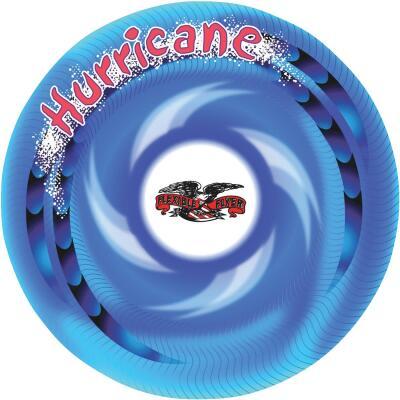 Flexible Flyer Hurricane 56 In. 16-Ga. Vinyl Snow Tube